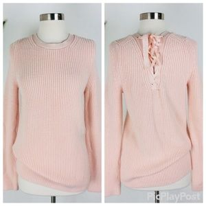 Banana Republic Stylish Knitted Sweater Size (M)